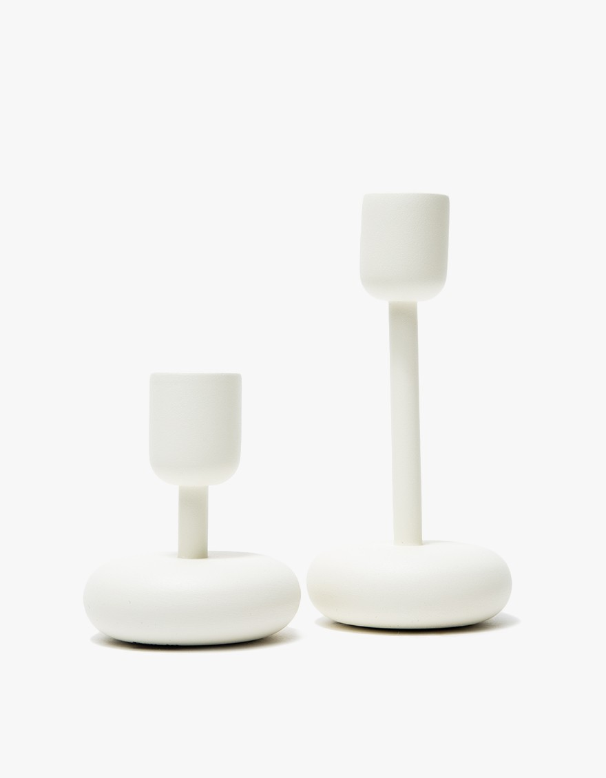 Powder-coated Steel Candleholder  by IITTALA | Helsinki   $ 90    LEARN MORE