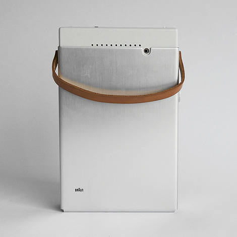 Designed by Dieter Rams