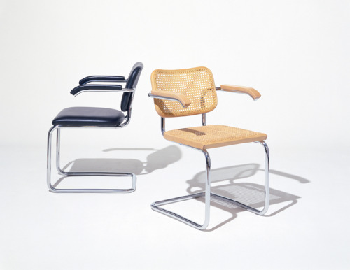 Marcel Breuer, Cesca Side Chair (model B32), 1928