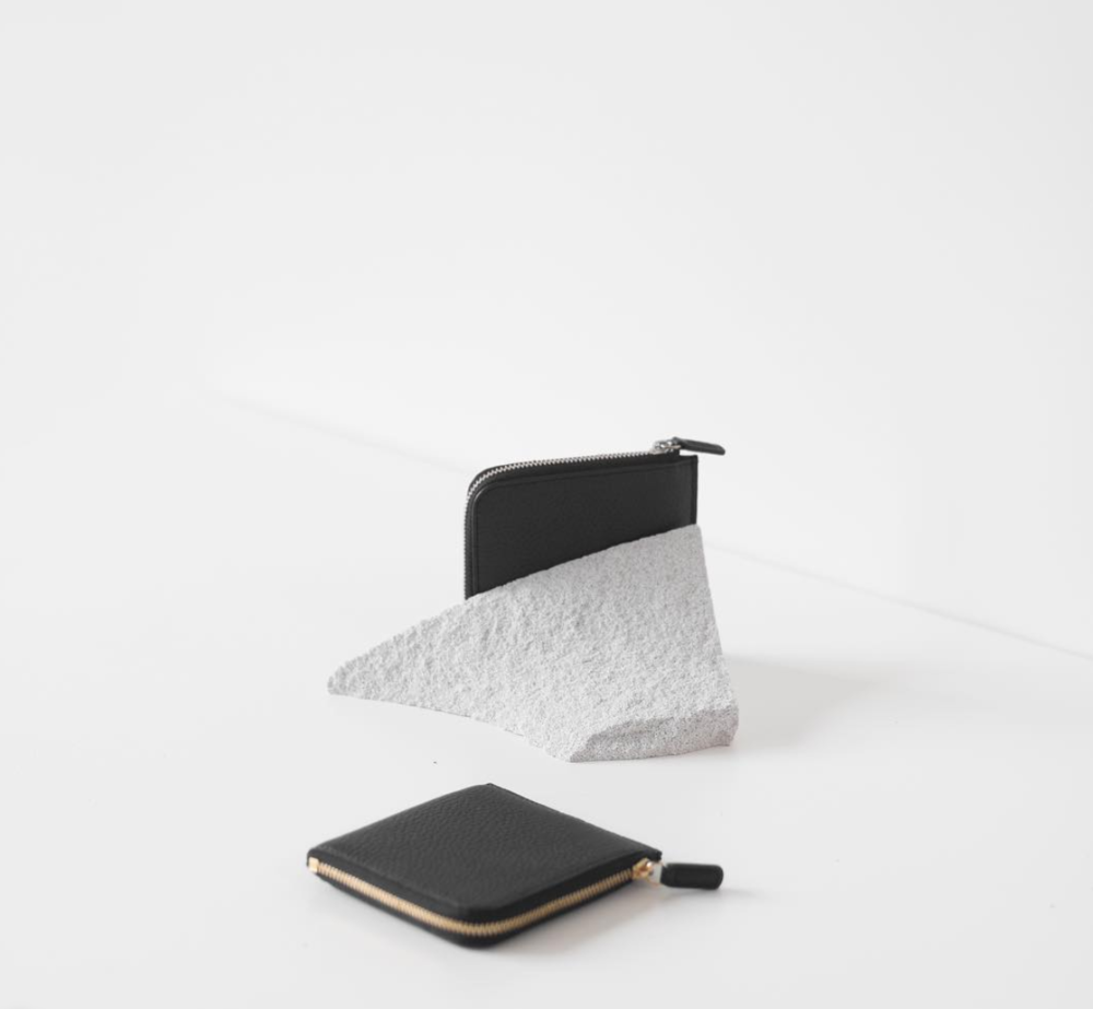 Handmade Leather Wallet by ARTICLE & GOODS | San Francisco  $ 98   L   EARN MORE