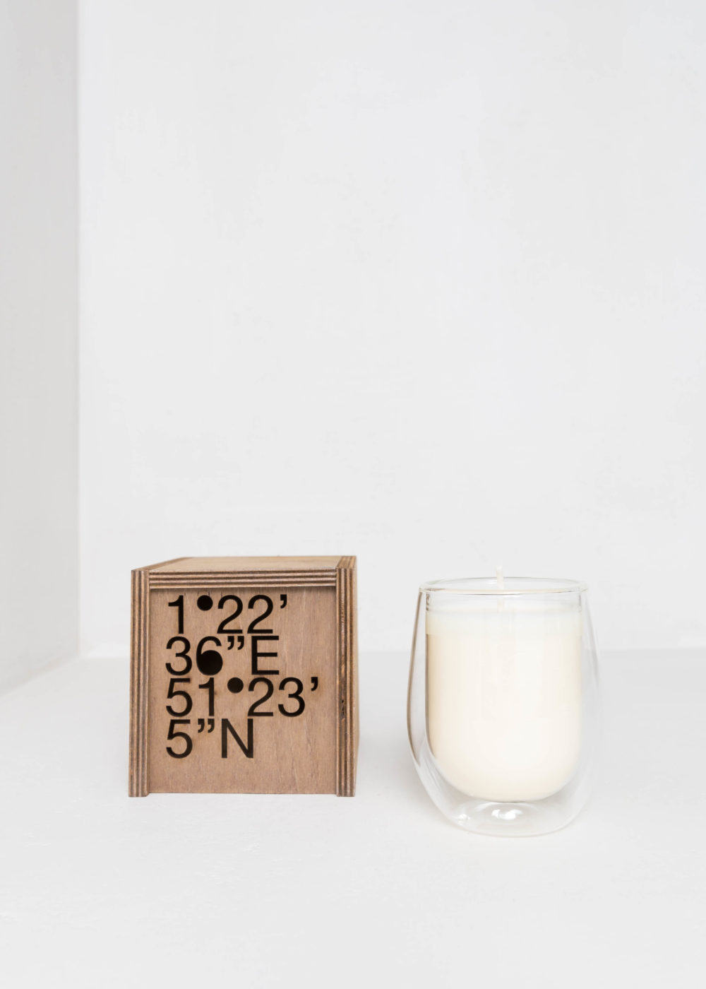 Natural Candle by HAECKELS | Margate € 68   LEARN MORE