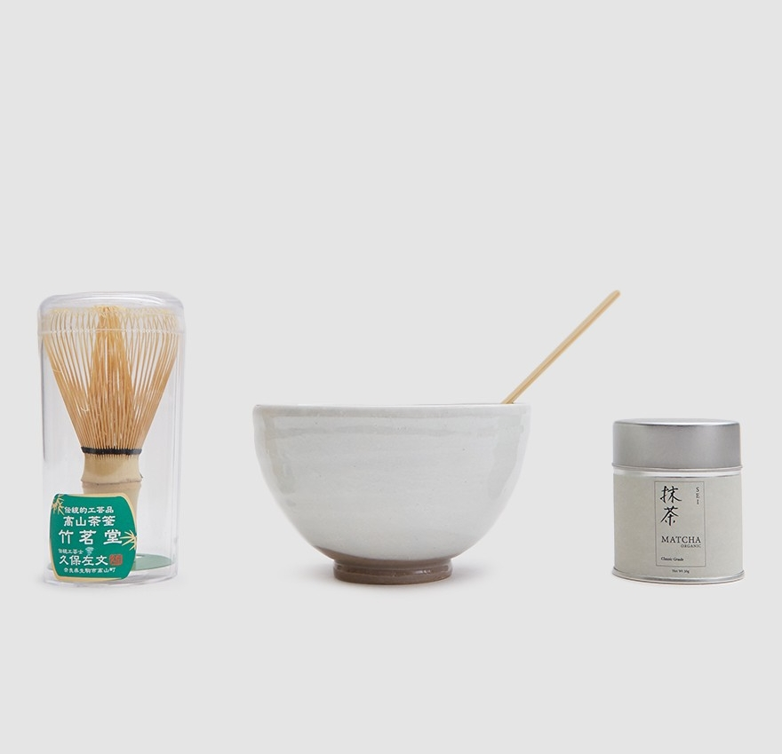 Ceremonial Matcha Set by MORIHATA | Japan $ 128 LEARN MORE