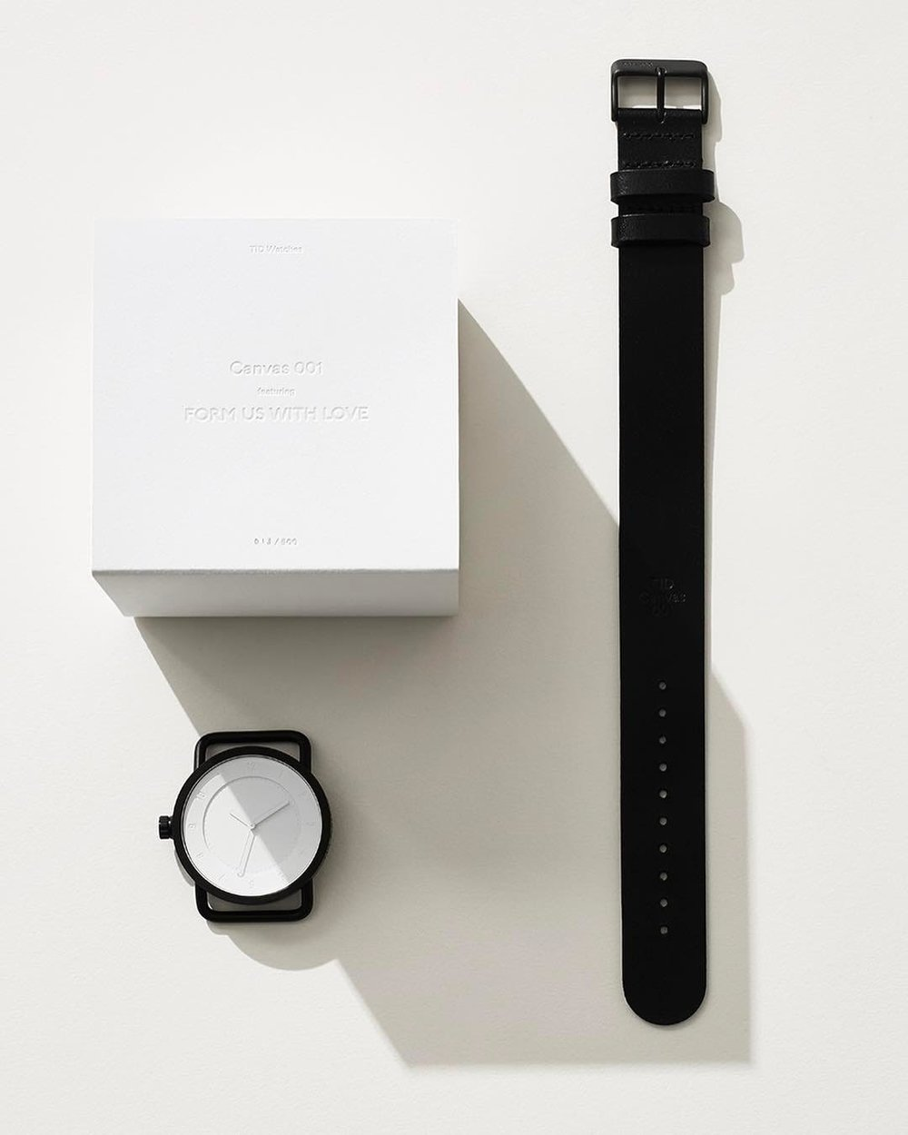 Canvas 001 Watch by TID | Stockholm from £ 145   LEARN MORE