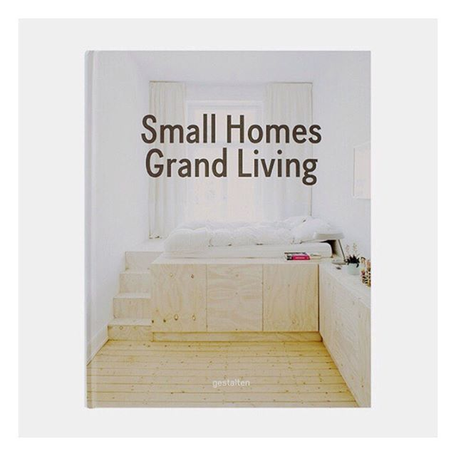 Small Homes, Grand Living – published by Gestalten. This beautiful book showcases interior design for compact spaces, and is a compelling collection of creative solutions of how to make use of a limited space. A very timely topic in and of itself as urban areas continue to expand, the selection of projects and homes pays homage to the iconic innovation within modest living areas. Price €40. @gestalten • Exploring cutting-edge visual culture, Gestalten document and anticipate vital influences in design, illustration, architecture and typography as well as urban and contemporary art. • Gestalten are part of our Gift Guide. We've put together a personal and considered selection of items that we feel would make a beautiful gift. Head over to goodswelike.com to explore the full selection. Link in bio. #inspiration #giftguide #book #buylessbutbetter