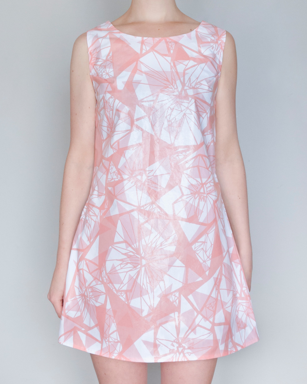 BLOOM Peach dress