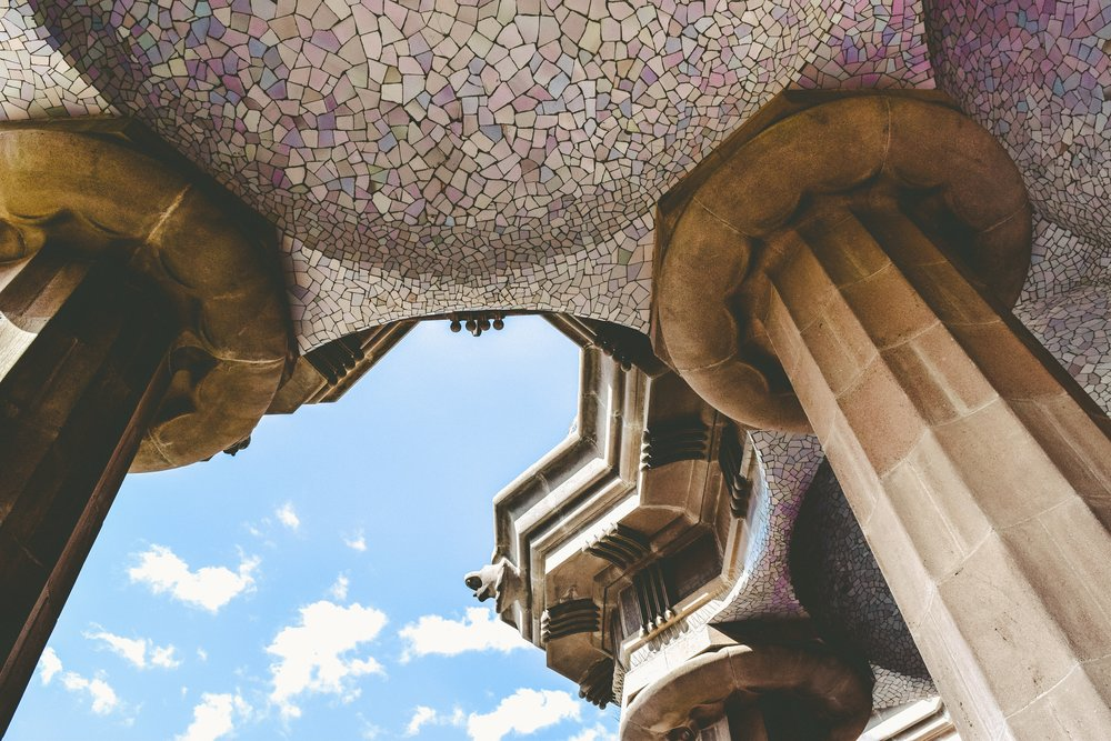 Gaudi Columns