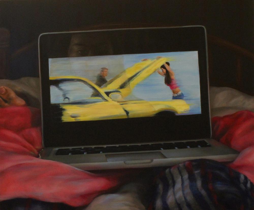 Car Girl (Megan Fox), 2014