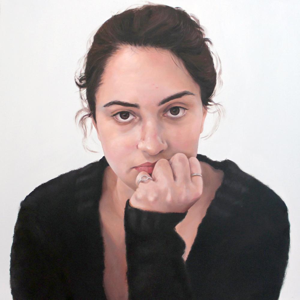 Self Portrait III, 2014
