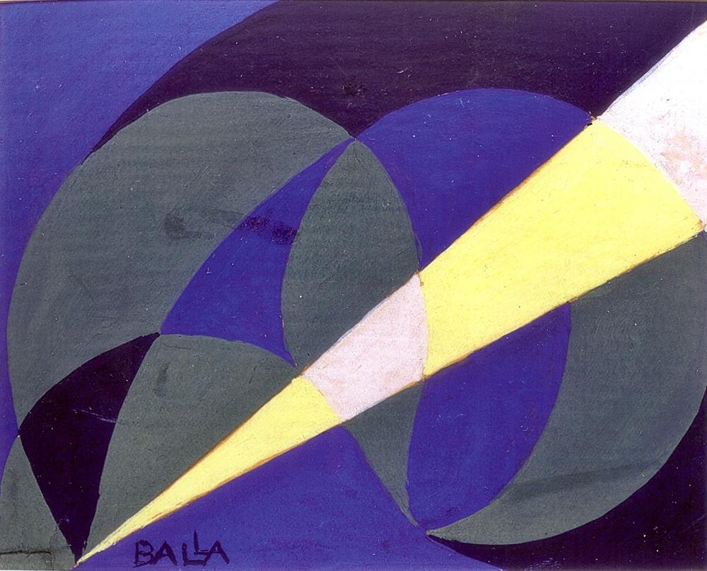 Blinee Andamentali + Luce, 1918
