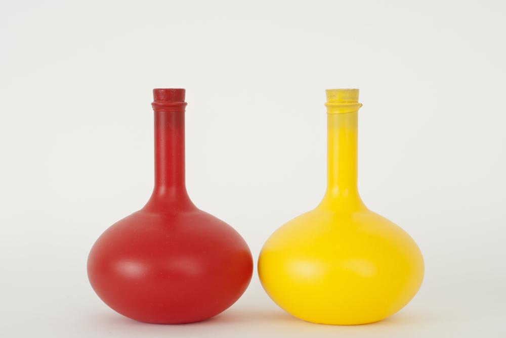 Sake Bottles, 2011