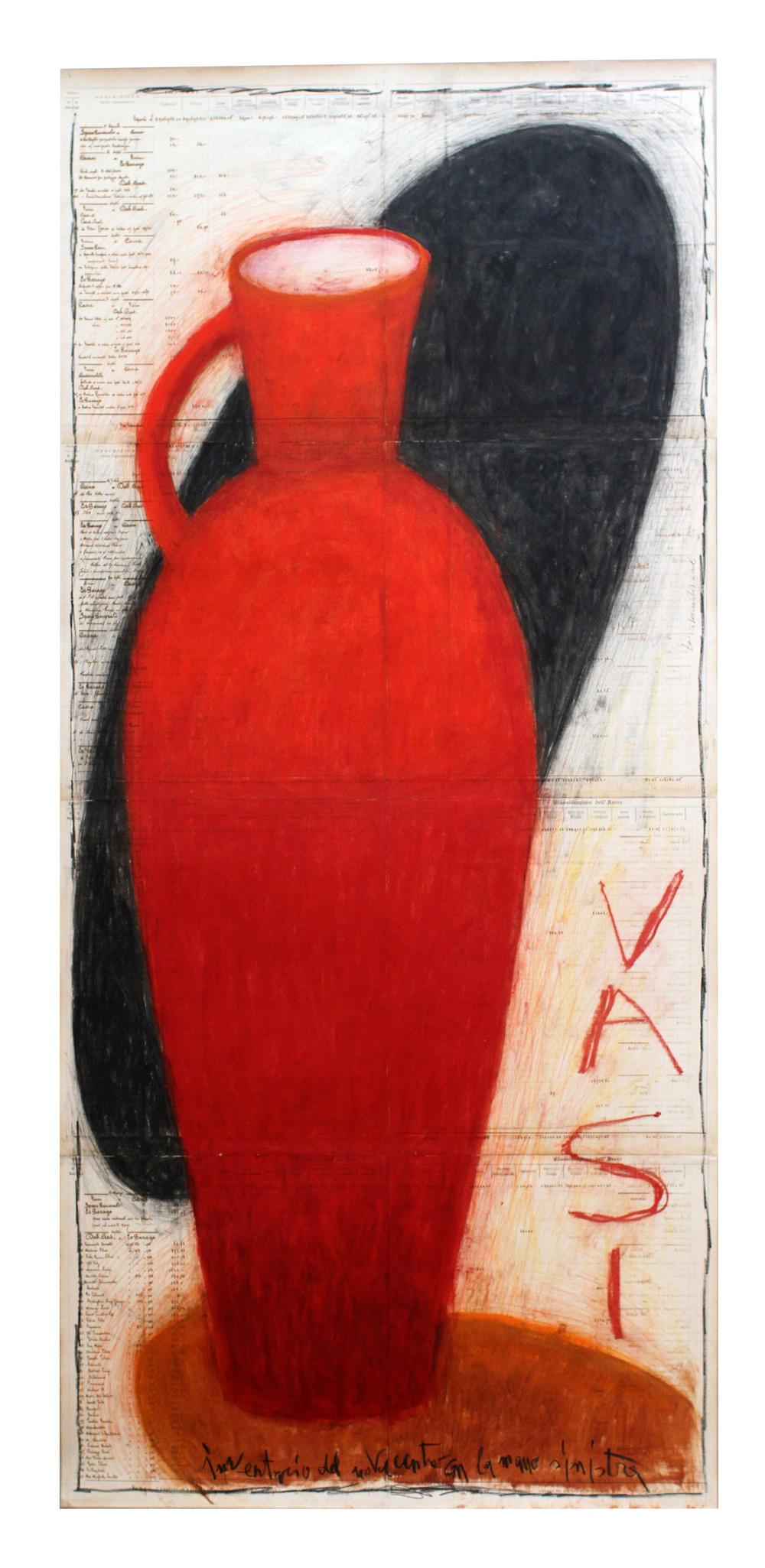 Vasi Inventario del Novecento con Mano Sinistra, 2006