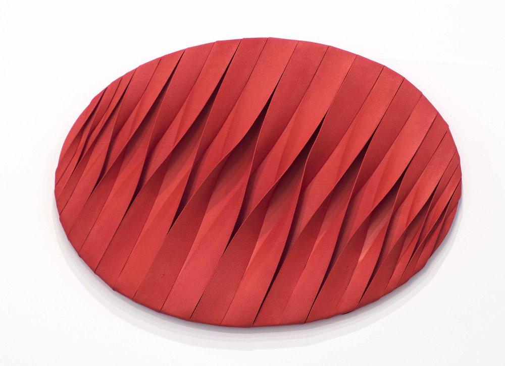 Spazio Estroflesso Ovale Rosso, 2011