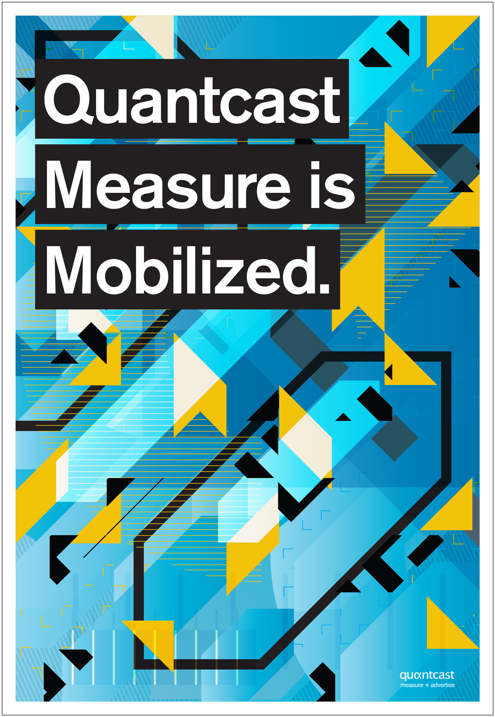 Launch materials for Quantcast Measure for Apps