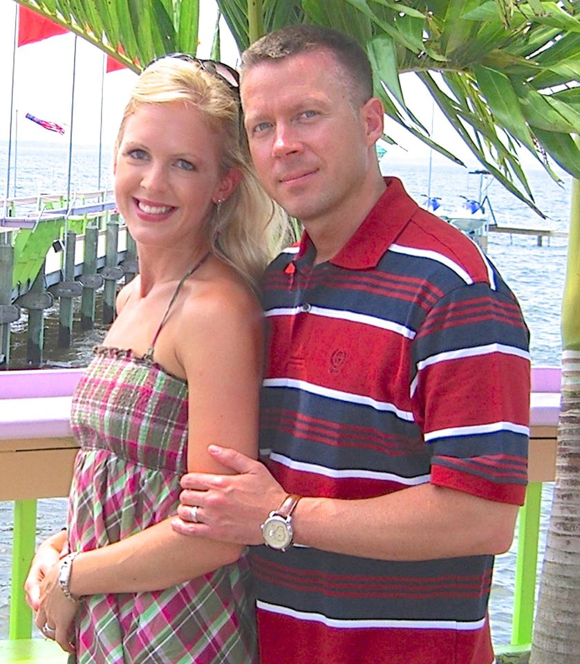 Jonathan Bates - Founder /Dir. of Sales & Business Development,with his wife Heather.