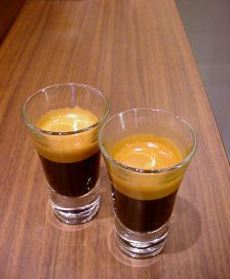 Espresso with a thick crema. Photo by Petra Starke | SXC.