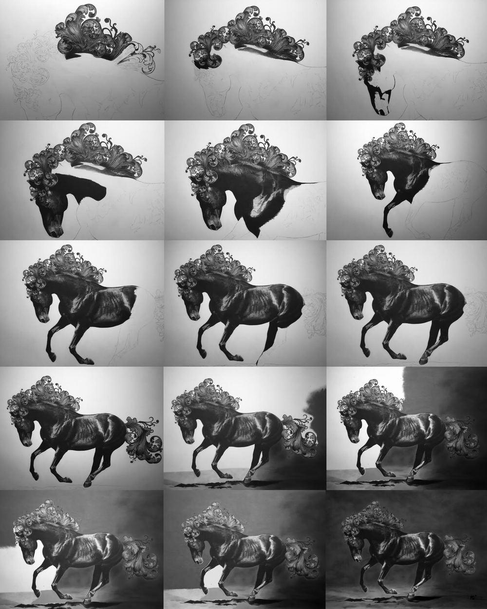 Dark Horse WIP