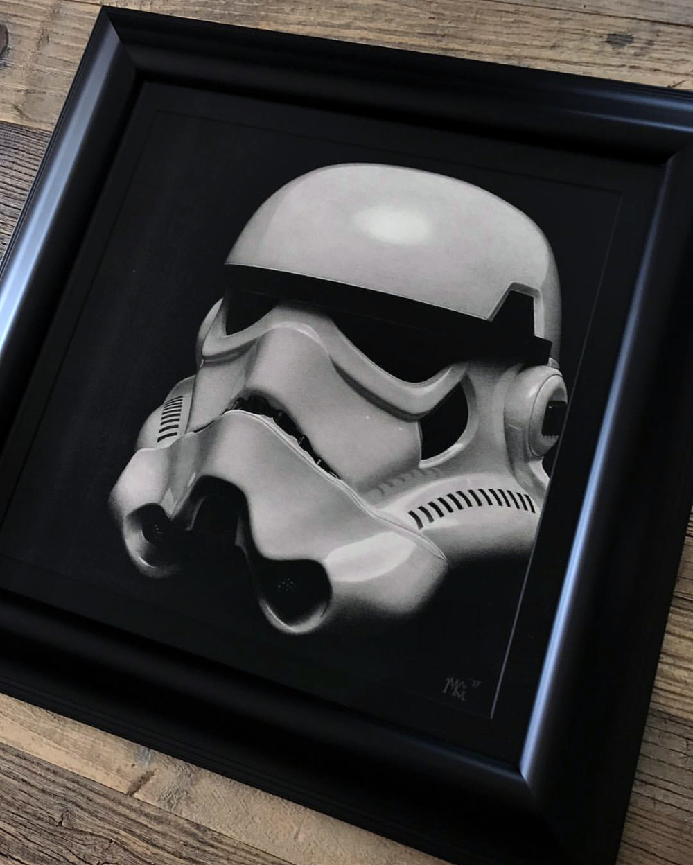 Stormtrooper_framed_original_mgdrawingstudio.jpg