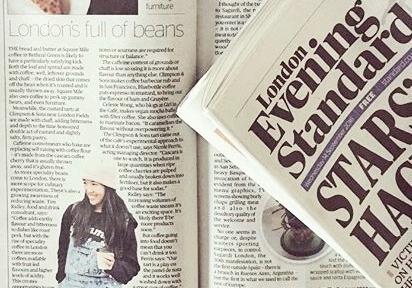 Evening Standard (October)