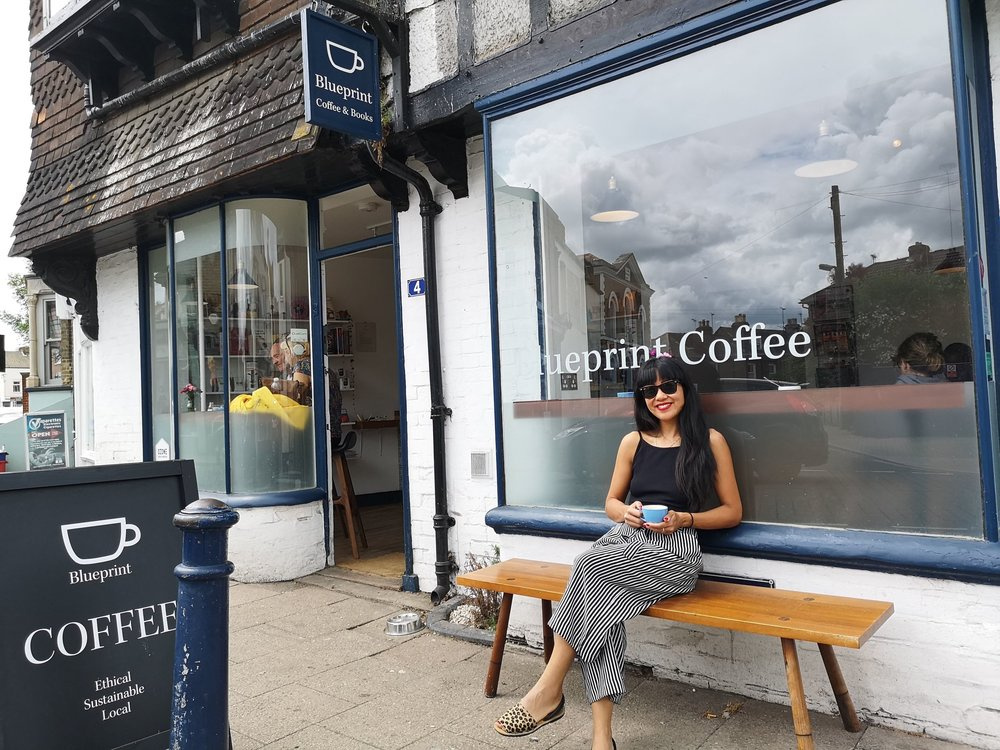 Coffee Blueprint Whitstable