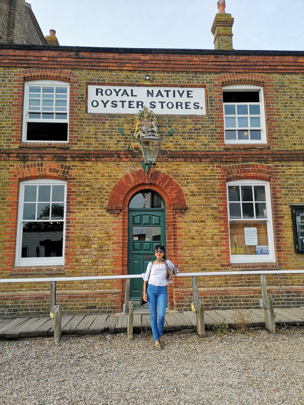 Oyster Fisheries