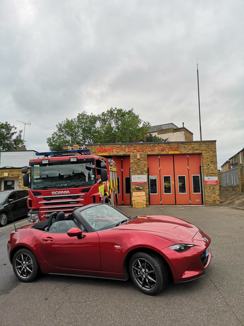 Margate Fire Station