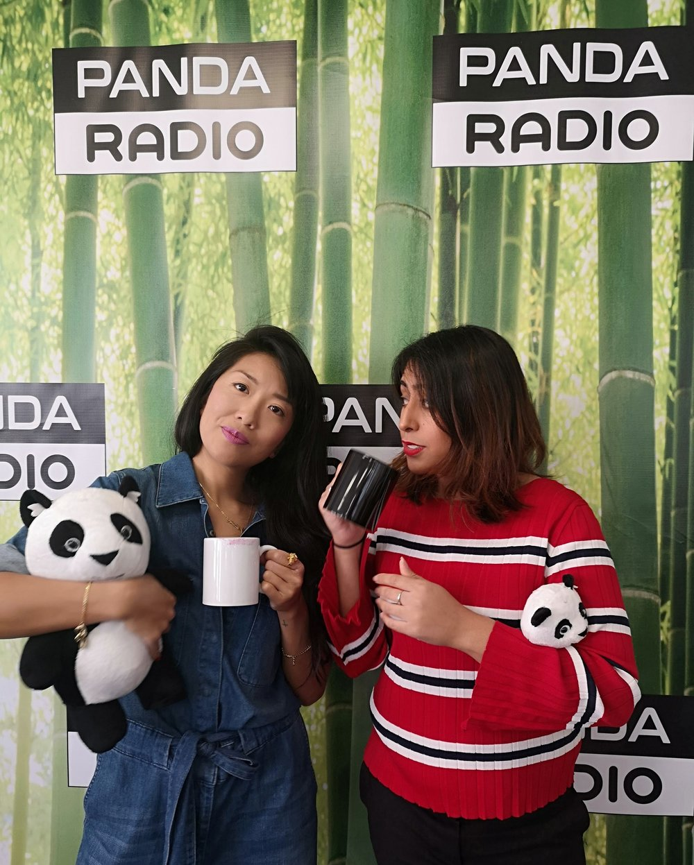 Panda Radio - Panda Radio Interview by award winning Host Kavita Kavita for International Coffee Day where I was speaking about coldbrew and my Bailey's Irish Cream & Coffee cocktail signature serve.