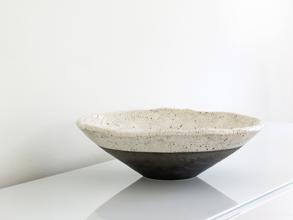 Ceramic bowl by Phillip Finder, 2015