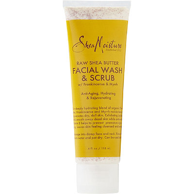 Facial Wash & Scrub!