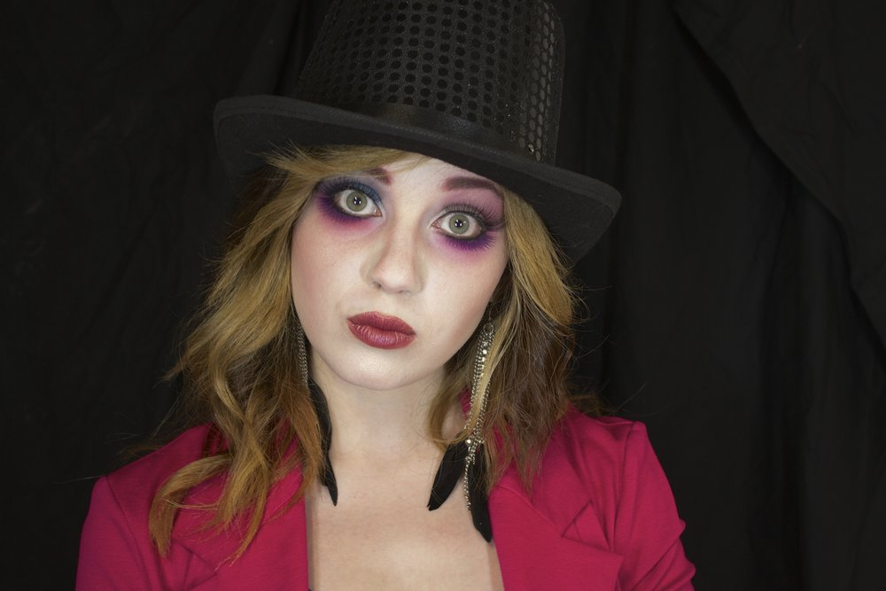 Girly Mad Hatter