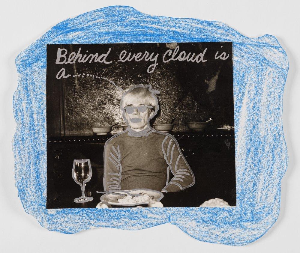 Ephemera from original installation at Beulah Land. (1984)