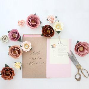 Events handmade by sara kim nov 5th oc paper flower workshop mightylinksfo