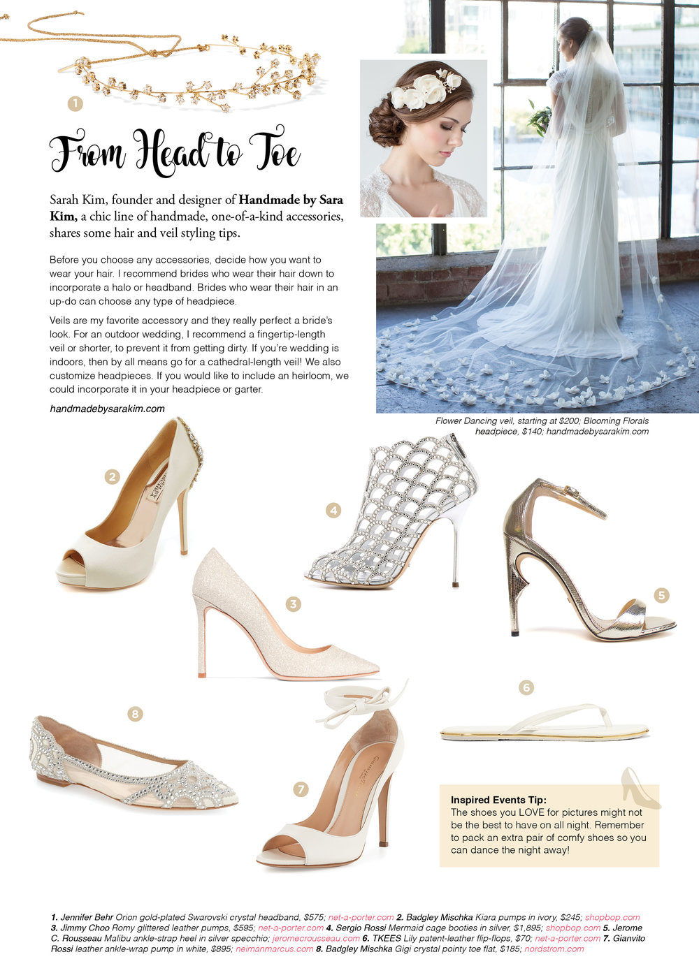 FEATURED ON MIAMI BRIDAL GUIDE
