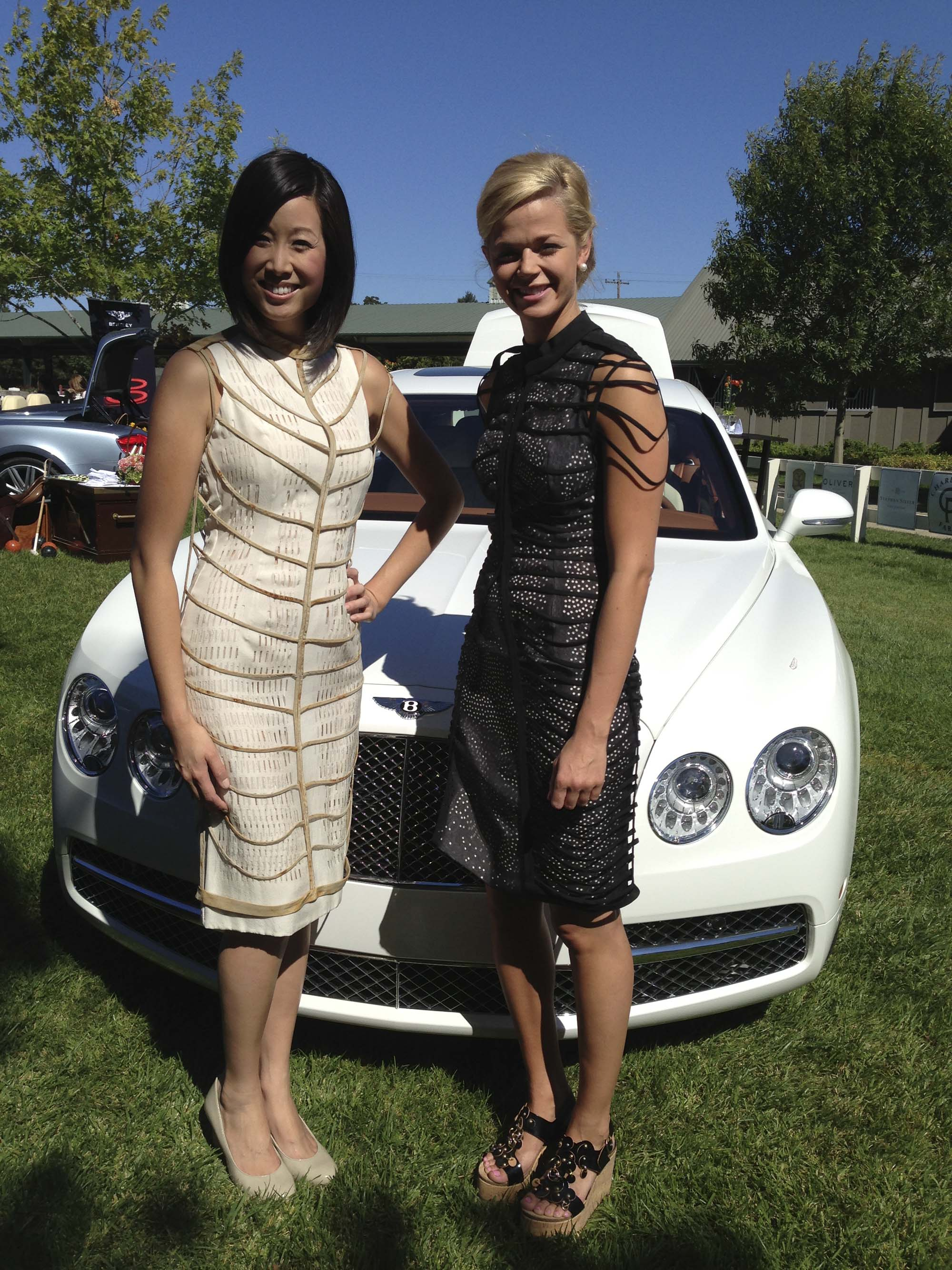 Four Seasons Hotel Silicon Valley & Bentley Motors know how to host a party.