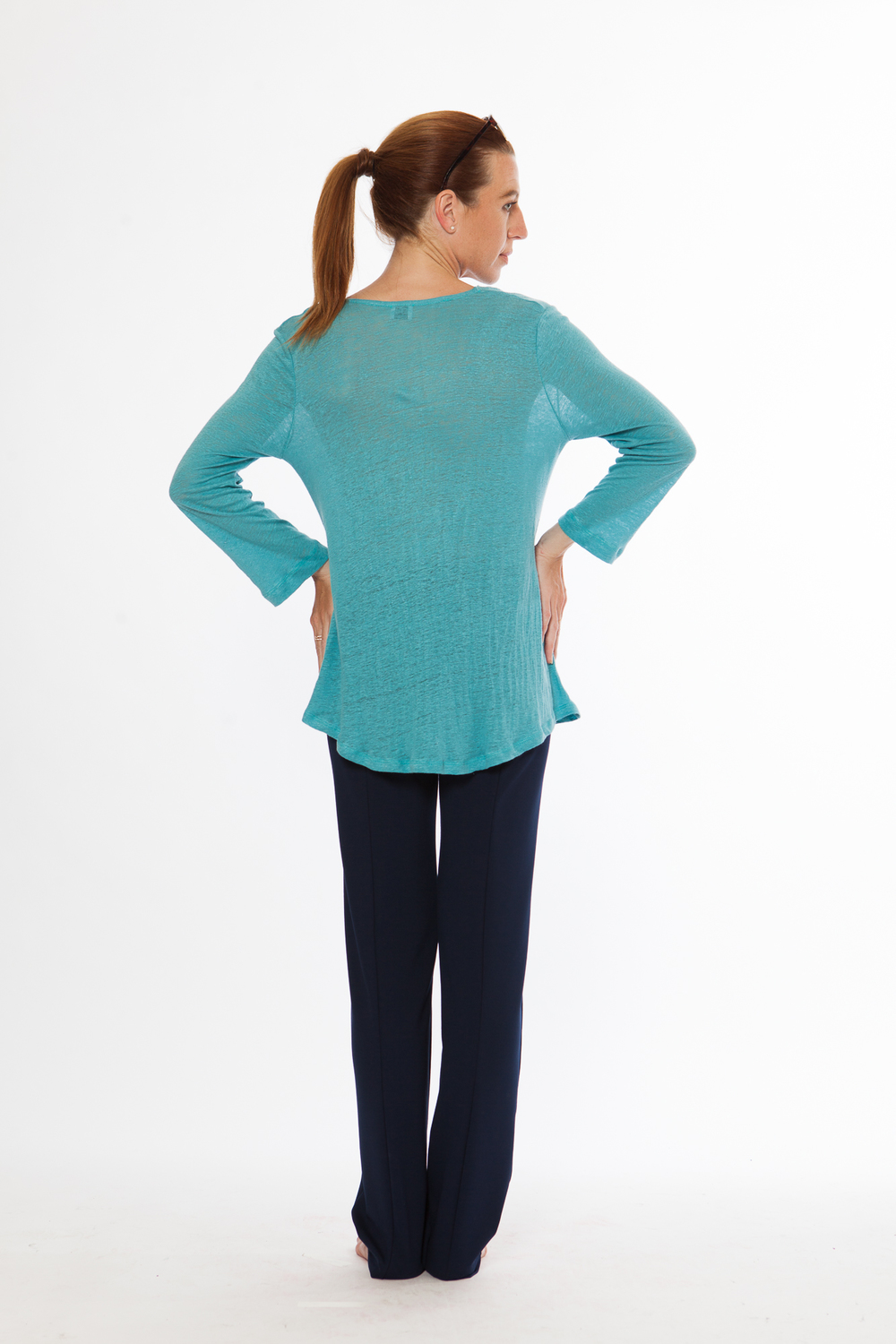 Easy Tunic + Travel Pant