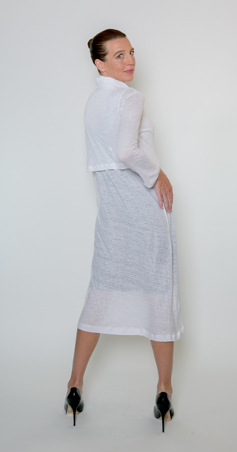 GiGi Pullover + Rejuvenate Dress