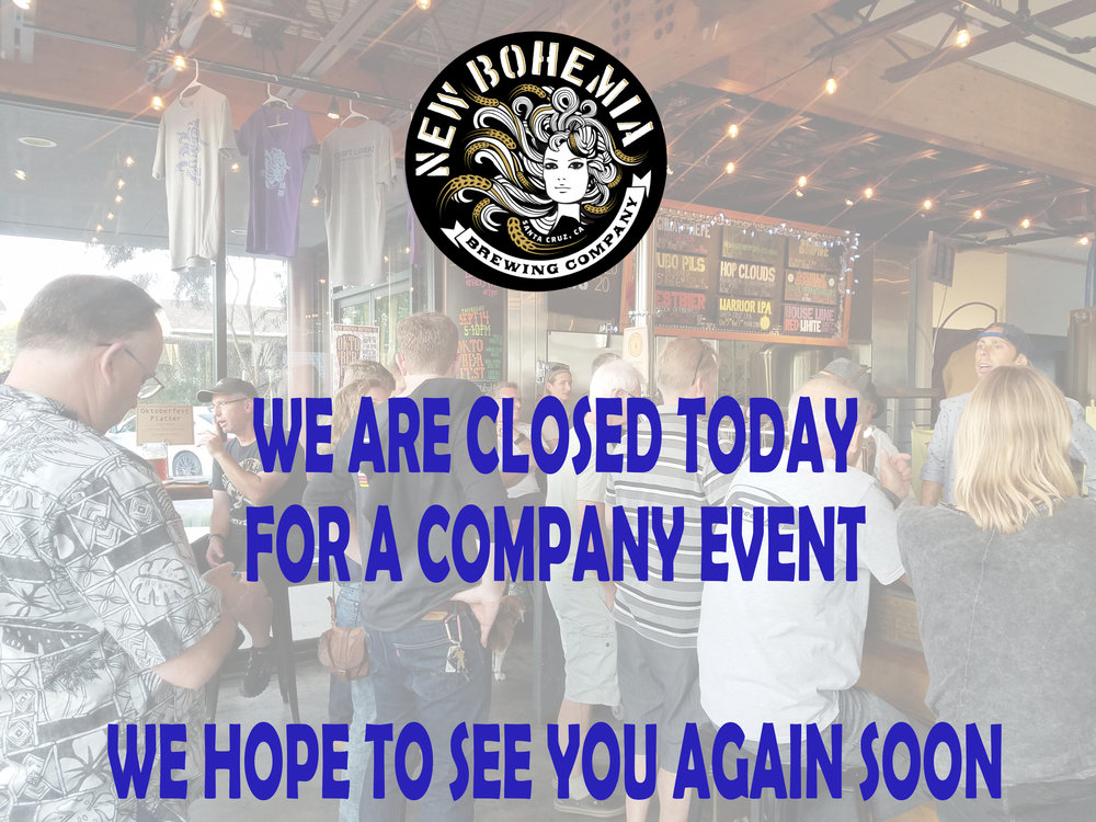 We are closed - Staff Event.jpg