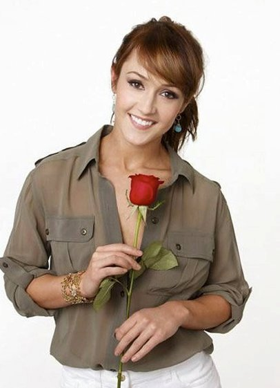 "Ashley Hebert ABC's ""The Bachelorette"""