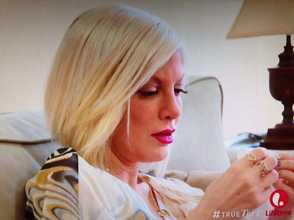 "Tori Spelling - Lifetime's ""True Tori"""