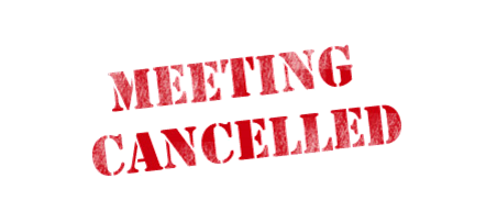 Image result for PTSA General meeting Cancelled