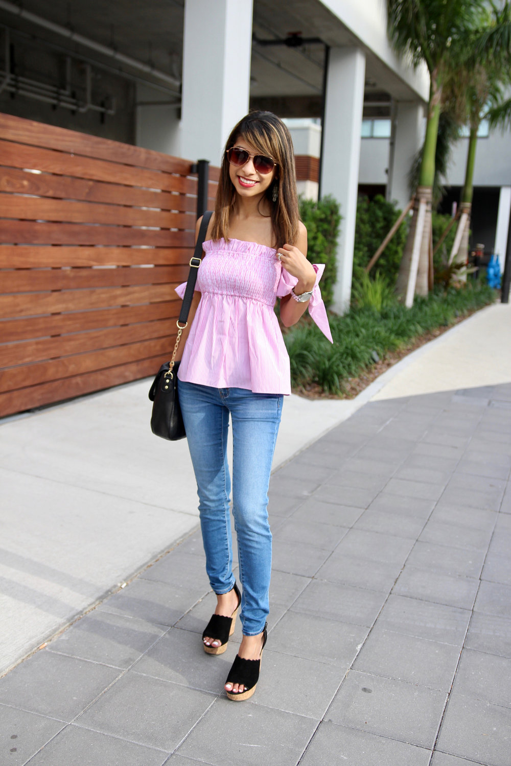 Pink Bow Sleeve