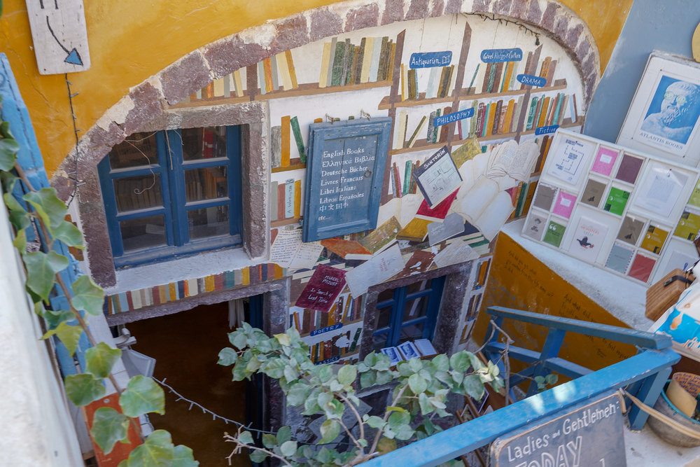 Atlantis Book Store