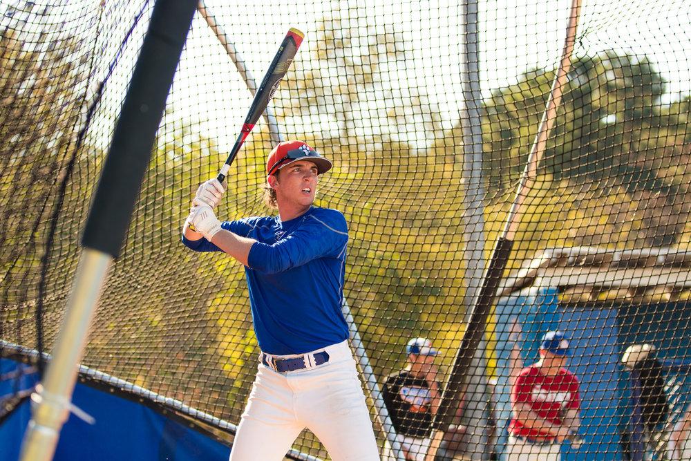Varsity Baseball -