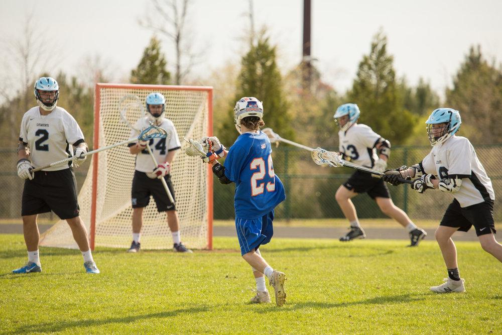 JV Men's Lacrosse -