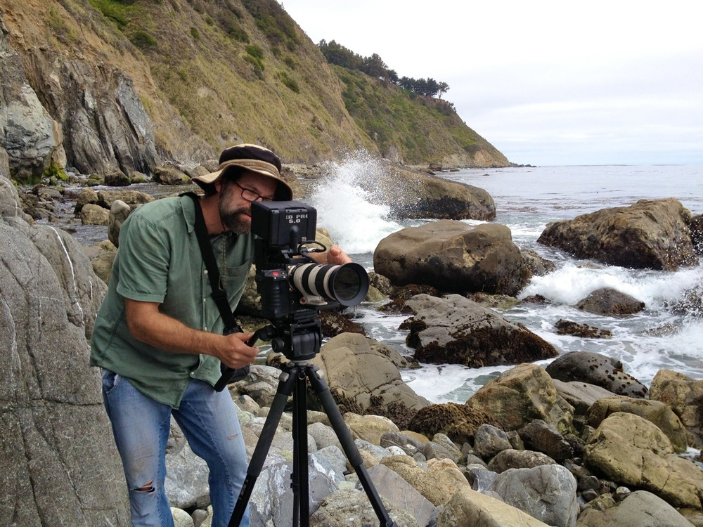 Director of Photography Richard Lacy