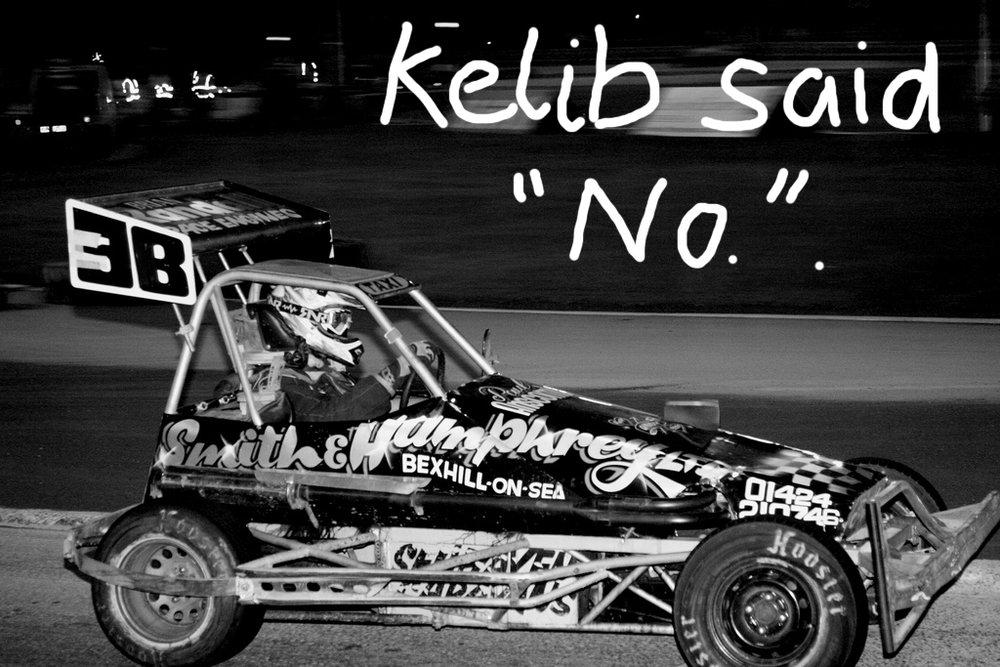 "Kelib Said ""No."" Superstox."