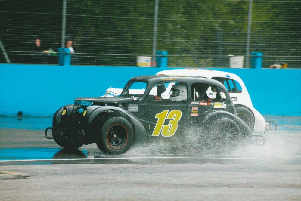 Kelvin Legends Racing