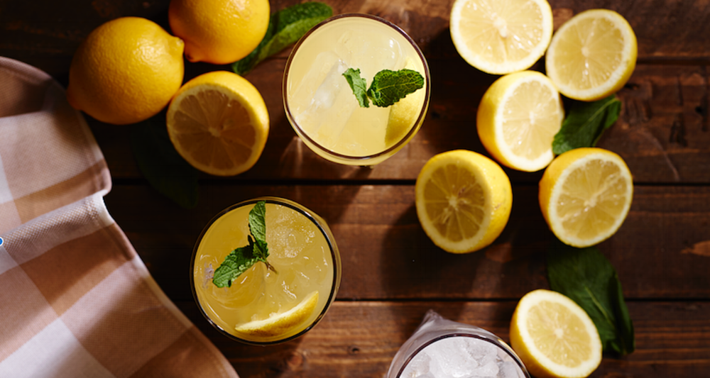 Tipsy Lemonade Iced Tea