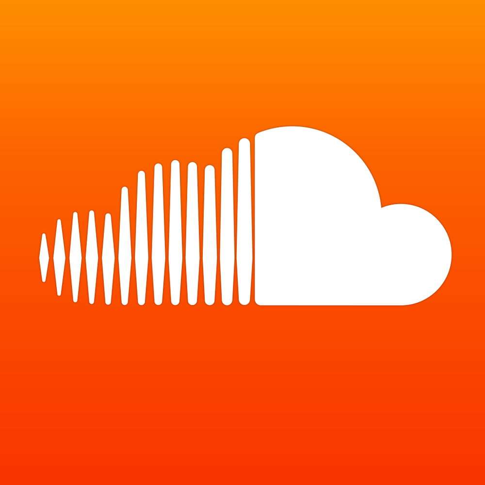 Listen to us on Soundcloud.