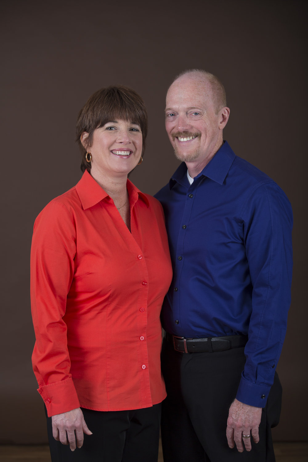 Pastor Dave White - Associate/Children's Pastor  LeAnn White - Women's Ministry Leader