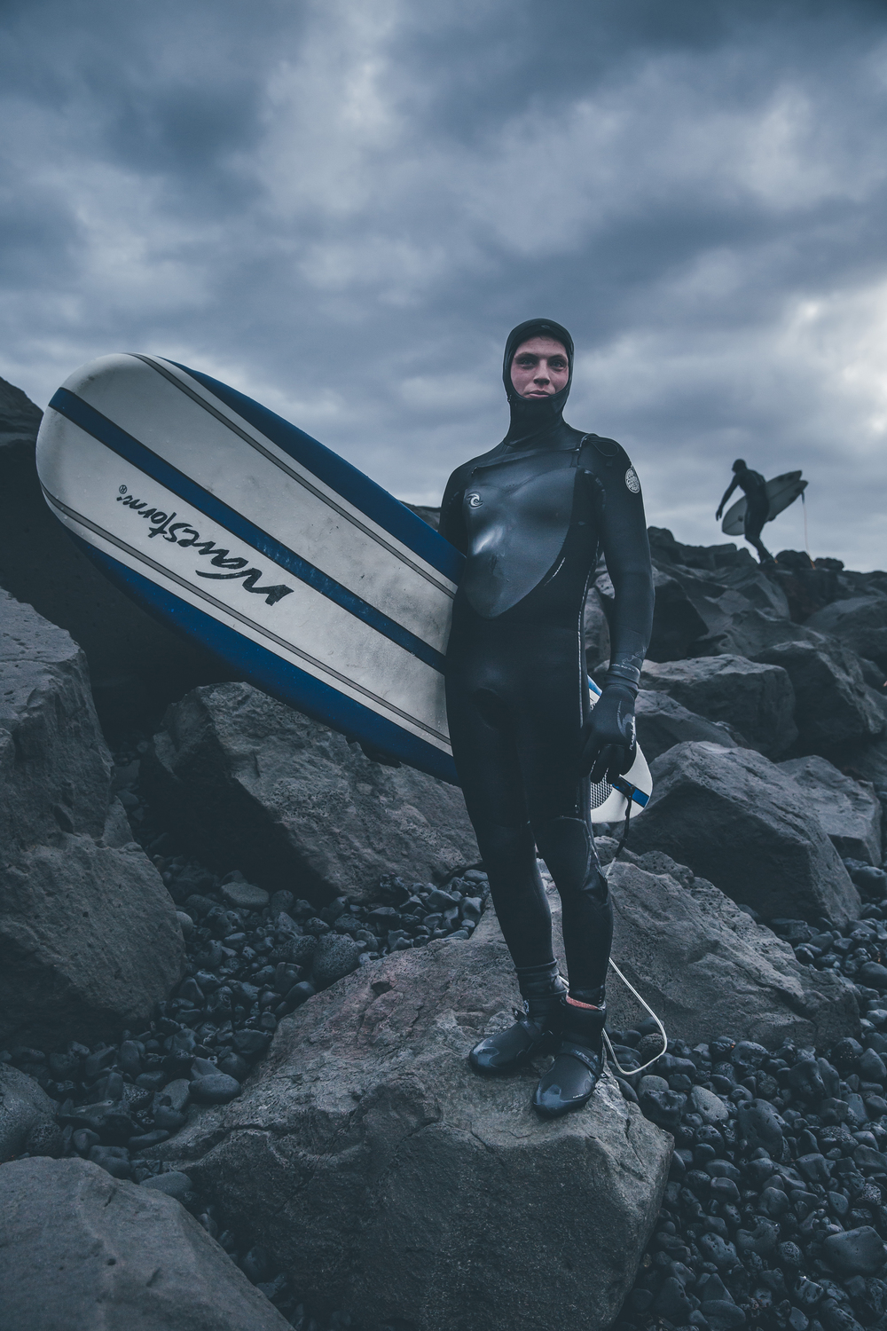 Arctic Surfers - Iceland